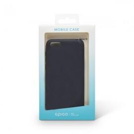 Plastové puzdro EPICO SILK MATT Huawei Honor 7S čierne