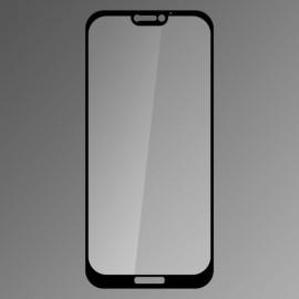 Ochranné sklo Q sklo Huawei P20 Lite čierne, fullcover, full glue
