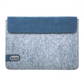 Puzdro na tablet Felt, plstené, uhlopriečka 10', modré