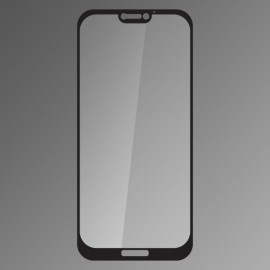Ochranné sklo Q sklo Huawei P20 Lite čierne, fullcover