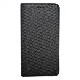 Knižkové puzdro Huawei P20 Lite čierne, vzor