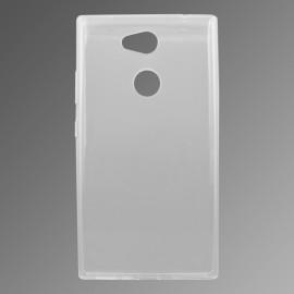 Gumené puzdro Sony Xperia L2 priehľadné, nelepivé