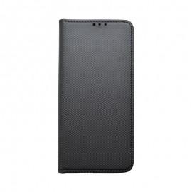 Bočné knižkové puzdro Samsung Galaxy S10 Plus čierne, vzorované