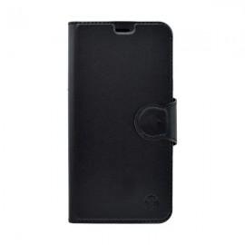 Bočné knižkové puzdro LG Q6 čierne