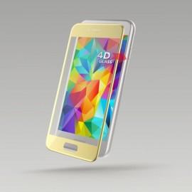 Sturdo 4D ochranné sklo Samsung Galaxy A3 2017, zlaté