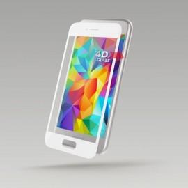 Sturdo 4D ochranné sklo Huawei P10, biele