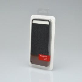 Plastové puzdro Huawei P10 Victoria Mashup, tmavosivé