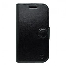 Bočné otváracie puzdro Apple iPhone 7, čierne