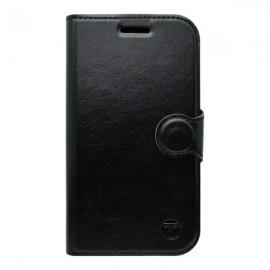 Bočné knižkové puzdro Lenovo Vibe K5 Plus, čierne