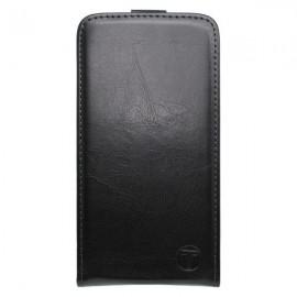 Knižkové puzdro sklopné Samsung Galaxy S7 Edge, čierne