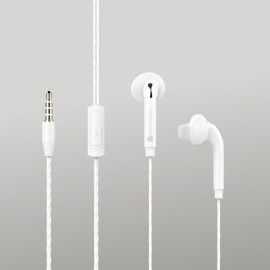 Sturdo slúchadlá In-Ear, biele
