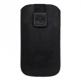 Koženkové puzdro, veľkosť SL, čierne