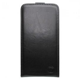 Knižkové puzdro sklopné Samsung Galaxy S6 Edge, čierne
