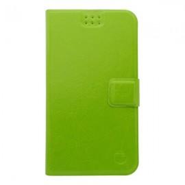 Univerzálne knižkové puzdro, veľkosť 2XL, zelené