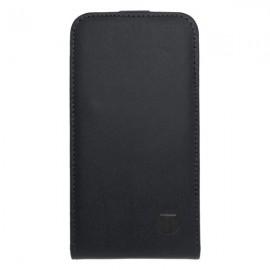 Knižkové puzdro sklopné Samsung Galaxy Ace 4, čierne