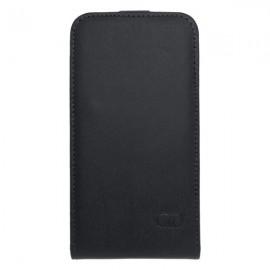 Knižkové puzdro sklopné Samsung Galaxy S5 mini, čierne