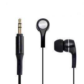 mobilNET slúchadlá MP301, čierne
