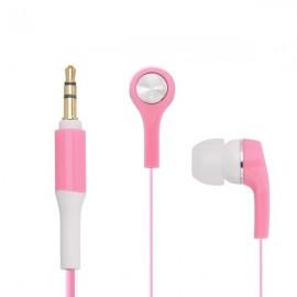 mobilNET slúchadlá MP301, ružové