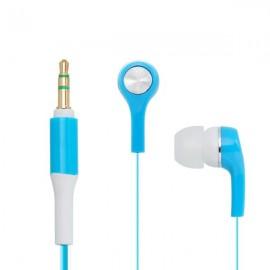 mobilNET slúchadlá MP301, modré