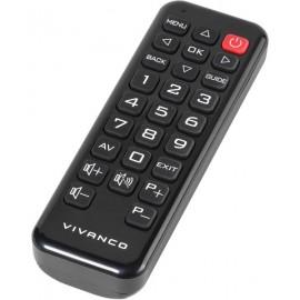 Vivanco Dialkové ovládanie pre TV Panasonic /39288/