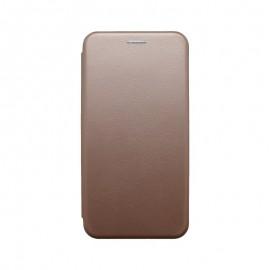 Bočné knižkové puzdro EPICO WISPY Huawei P30 Lite medené