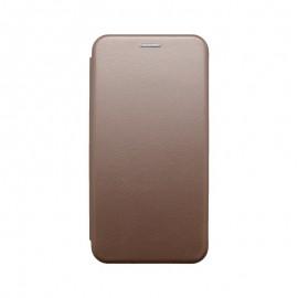Bočné knižkové puzdro EPICO WISPY Huawei P30 medené