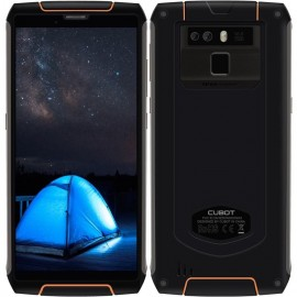 Cubot King Kong 3 4G 64GB Dual-SIM black