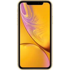 Apple iPhone XR 4G 128GB yellow